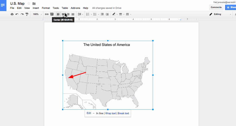 How To Draw On A Picture In Google Docs