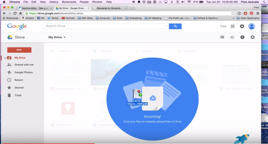 how to convert a pdf into google docs